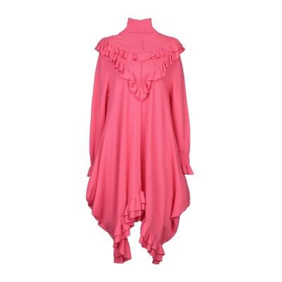 ステラ マッカートニー STELLA McCARTNEY ミニワンピース&ドレス ピンク 44 バージンウール 100% ミニワンピース&ドレス