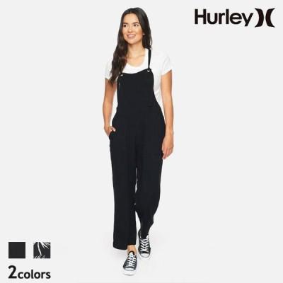 ハーレー HURLEY サロペット オーバーオール レディース Mellow Jumpsuit
