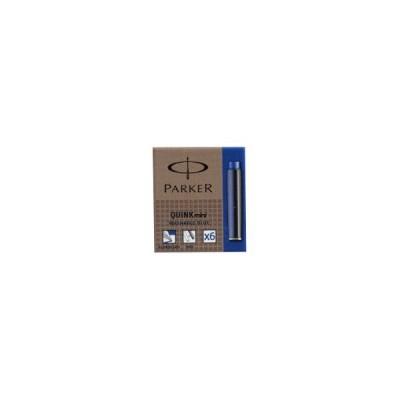 パーカー PARKER クインク・ミニカートリッジインク 6本 入り/ 高級 ブランド