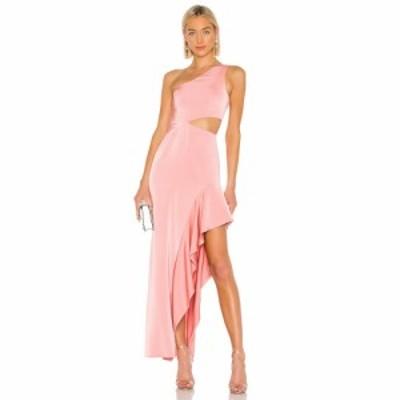 エヌビーディー NBD レディース パーティードレス ワンピース・ドレス Cressida Gown Sorbet Pink