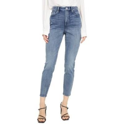 レディース パンツ High-Rise Ami Skinny Ankle Jeans in Monet Blue