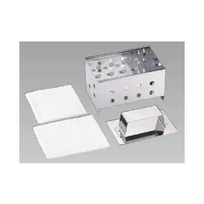 ステンレス 手造り豆腐造り型 (レシピ付)