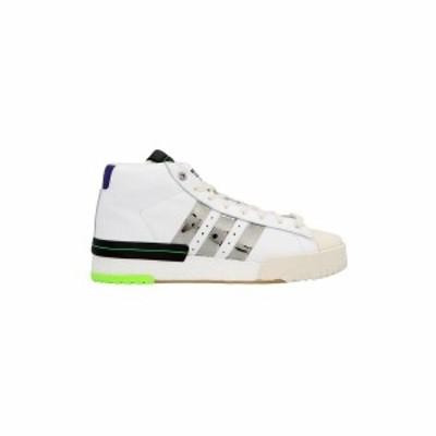ADIDAS STATEMENT/アディダス ステートメント Multicolor Collab. Sankuanz Rivalry Promodel sneakers メンズ 秋冬2020 FY3501WHITESILV