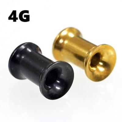 ダブルフレアアイレット サージカルステンレス ネジ式タイプ 【4G】