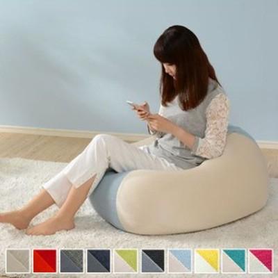 ビーズクッション キューブ型 洗えるカバーリング XL ( 送料無料 クッション ビーズ フロアクッション ビーズソファ ソファー ソファ 背