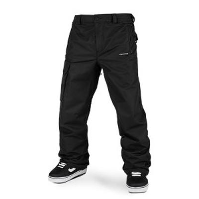 ボルコム メンズ カジュアルパンツ ボトムス Volcom V.CO Hunter Pants Black