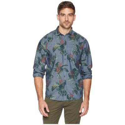 トッミーバハマ メンズ シャツ トップス Chambray Ole Shirt