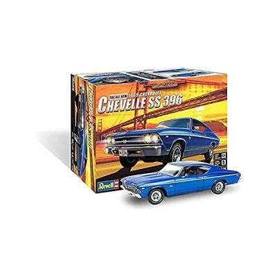 Revell 85-4492 1/25 1969 Chevy Chevelle SS 396 Model Kit