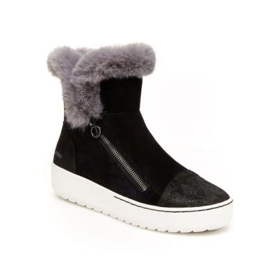 ジャンブー ブーツ&レインブーツ シューズ レディース Originals Erica Women's Casual Ankle Boot Black