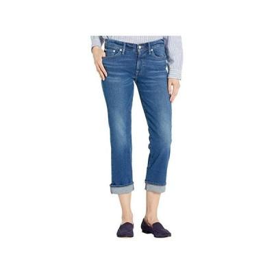 ラッキーブランド Mid-Rise Sweet Straight Ankle Jeans in Secret レディース ジーンズ Secret