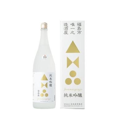 日本酒 金水晶酒造 純米吟醸 1800ml 福島県 ギフト プレゼント(4941006112808)