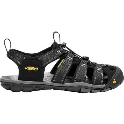 キーン Keen メンズ サンダル シューズ・靴 KEEN Clearwater CNX Sandals Black/Gargoyle