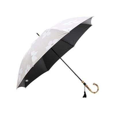 a.s.s.a 日傘 レディース UVカット 遮光 長傘 晴雨兼用 手開き 遮光率 99.99%以上 遮熱効果 50cm ギンガム チェック 竹手元(