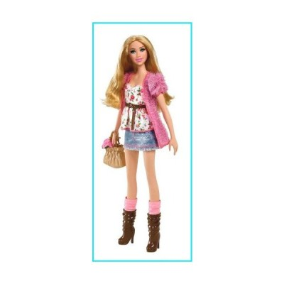 Barbie Fashion Stardoll Doll - Mix and Match Trendy, Original Fashions and Accessories【並行輸入品】