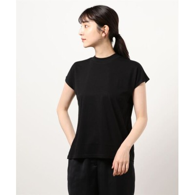 AIMER / プチハイネックカットソー WOMEN トップス > Tシャツ/カットソー