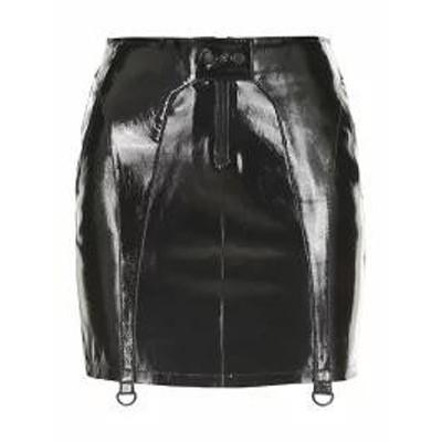 RTA レディーススカート RTA Zander Mini Skirt BLACK|Nero
