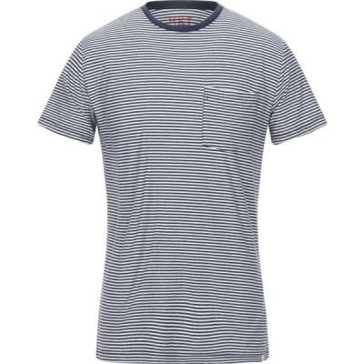 ハケット HACKETT メンズ Tシャツ トップス t-shirt Dark blue