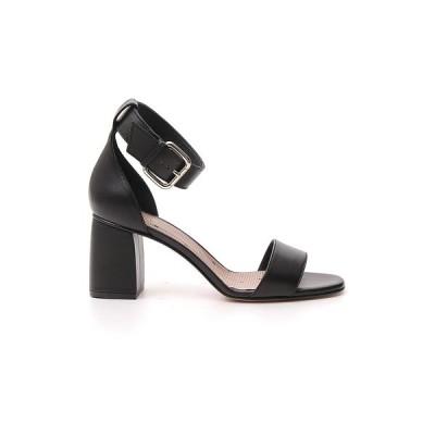 レッドヴァレンティノ レディース サンダル シューズ REDValentino Block Heel Sandals -