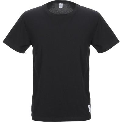 ALTERNATIVE® T シャツ ブラック L コットン T シャツ