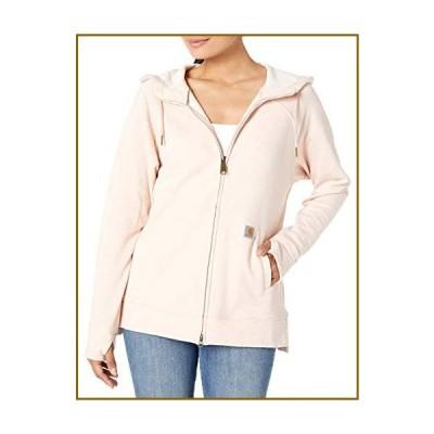 Carhartt Women's Regular Relaxed Fit Sweatshirt, Rose Smoke, XX-Large【並行輸入品】
