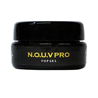 NOUV Pro ノーヴプロ ジェルネイル ノンワイプクリアトップジェル (4g×1個)