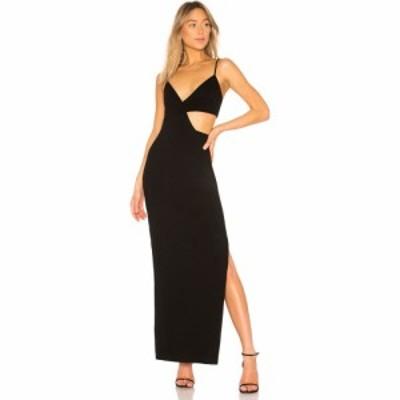 エヌビーディー NBD レディース パーティードレス ワンピース・ドレス Titan Gown Black