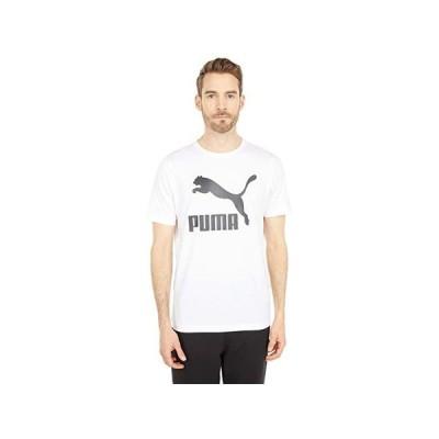 プーマ Classics Logo Tee メンズ シャツ トップス PUMA White 2
