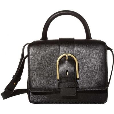 フォッシル Fossil レディース トートバッグ バッグ Wiley Tote Handbag Black