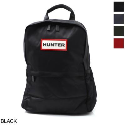 ハンター HUNTER バックパック ORIGINAL NYLON BACKPACK リュックサック メンズ ubb5028kbm-black