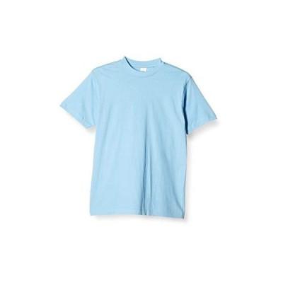 エフスタイル Tシャツ F-SD020417 メンズ ブルー L