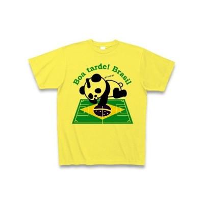 こんにちわ! ブラジル Tシャツ(イエロー)