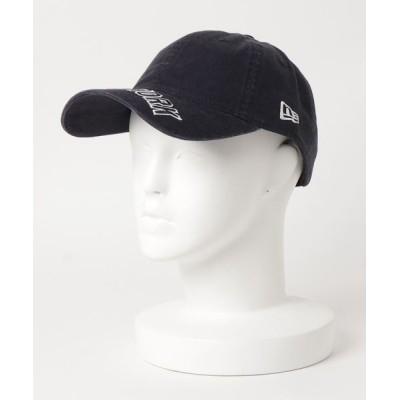 NAUGHTIAM / 【NEW ERA/ニューエラ】9THIRTY クロスストラップ バイザーロゴ MEN 帽子 > キャップ