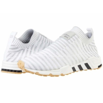 アディダスオリジナルス スニーカー シューズ レディース EQT Support Sock 2/3 Primeknit Footwear White/Crystal White/Gum 3