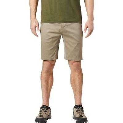 マウンテンハードウェア Mountain Hardwear メンズ ショートパンツ ボトムス・パンツ Ap-5 11 Inch Short Dunes
