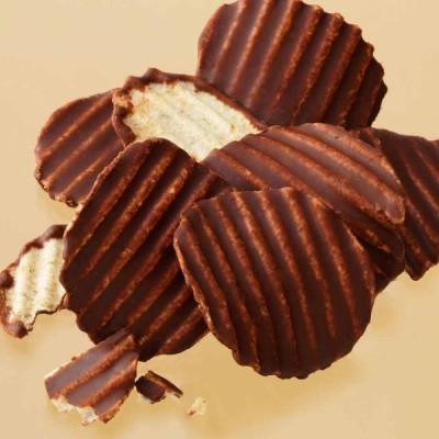 ロイズ ポテトチップチョコレート[マイルドビター] スイーツ お取り寄せ 北海道 お菓子 母の日 プレゼント