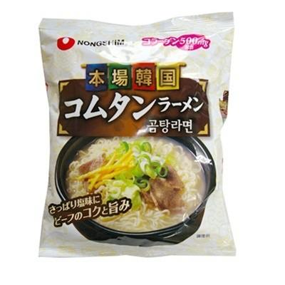 『農心』コムタンラーメン(111g×1個)|米サリコムタン麺(日本版) コムタン麺 ノンシム NONG SHIM 韓国ラーメン インスタントラーメン 韓国料理