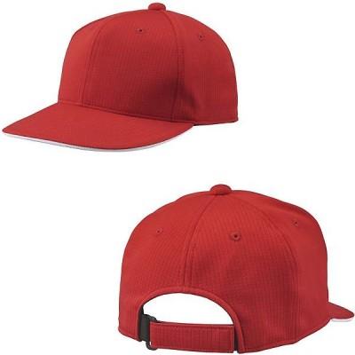 デサント(DESCENTE) C5000 RED 野球 アメリカンキャップ 20SS
