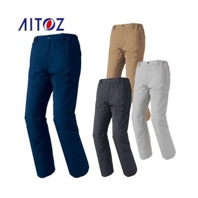 AITOZ アイトス 防寒パンツ 作業着 作業服 防寒パンツ(男女兼用) AZ-8572 作業着 防寒 作業服 2018年 新作 新商品