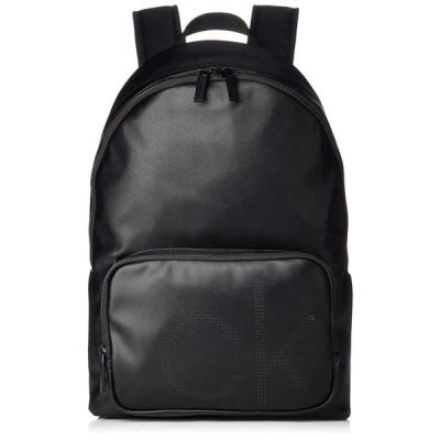 カルバンクライン Calvin Klein シーケー CK バックパック リュック メンズ ブラック