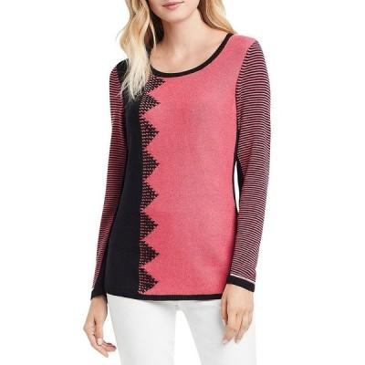 ニックアンドゾー レディース ニット・セーター アウター NIC+ZOE Outer Angle Sweater