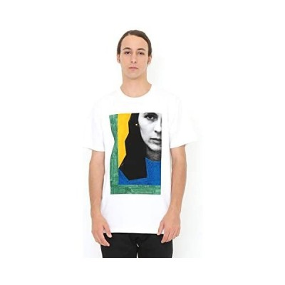 (グラニフ) graniph Tシャツ クレメンス (ジョークルーズ) (ホワイト) メンズ レディース (g100) (ホワイト L)