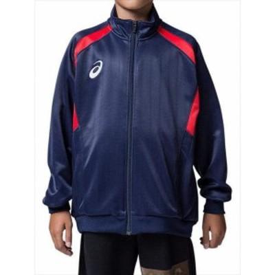 ジャケット asics(アシックス) ジュニア キッズ 2104A019 トレーニングジャケット 2002 スポーツ ウェア