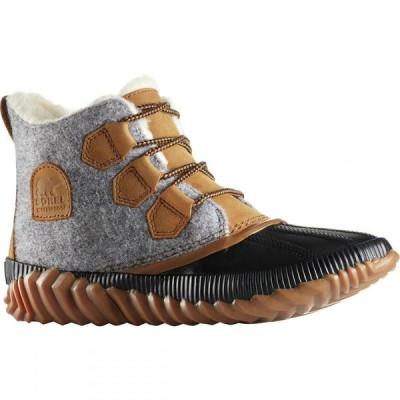 ソレル Sorel レディース ブーツ シューズ・靴 out n about plus felt boot Quarry