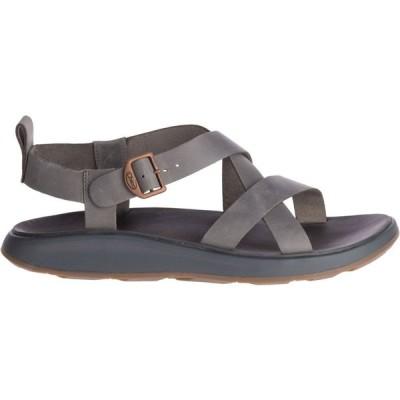 チャコ Chaco メンズ サンダル シューズ・靴 Wayfarer Sandals Grey