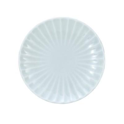 光洋陶器 かすみ 青白 12.5cm丸皿 3枚セット 4016102-3P