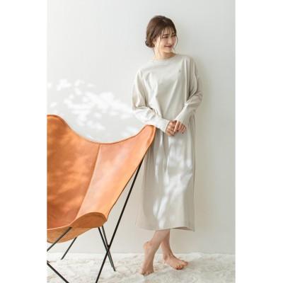 JILLSTUART 「WEB限定」LONG Tーshirt OP 21SS グレー FR
