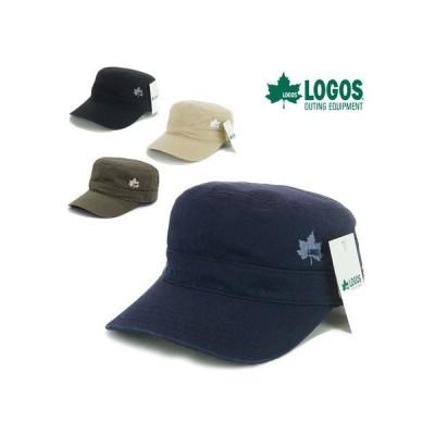キャップ 帽子 LOGOSツイルワークキャップ ヤング