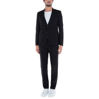 ブライアン デールズ BRIAN DALES スーツ ブラック 48 ウール 97% / ポリウレタン 3% スーツ