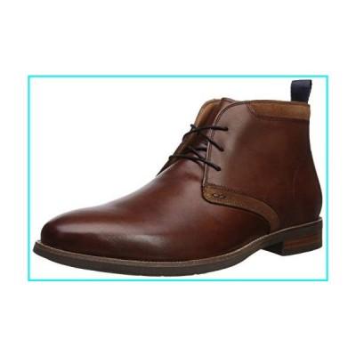 Florsheim Men's West Town Plain Toe Chukka Boot, Cognac, 9 Wide US