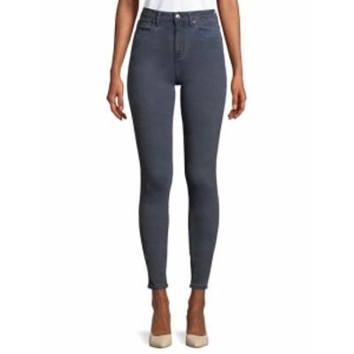 イロ レディース パンツ デニム Ray High Waist Skinny Jeans
